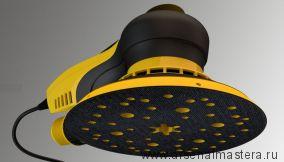 Электрическая роторно-орбитальная шлифовальная машинка Mirka DEROS 650CV диск 150 мм орбитальный ход 5,0