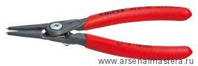 Прецизионные щипцы для стопорных колец (КОЛЬЦЕСЪЕМНИКИ) KNIPEX 49 31 A1