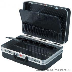Чемодан для инструментов «Standard» (пустой) KNIPEX 00 21 20 LE