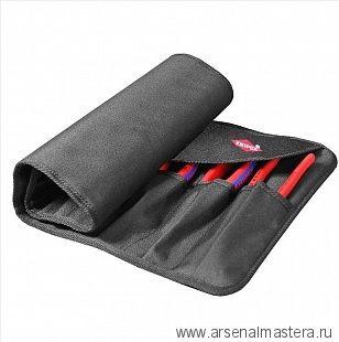 Планшет для инструмента мягкий из прочного полиэстера (Рабочая сумка, пустая) KNIPEX 98 99 13 LE