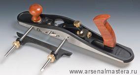 Рубанок - фальцгобель Veritas Jack Rabbet Bevel-Up Plane 385 мм / 57 мм / А2  05P53.01