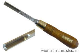 Стамеска угловая Narex Wood Line Plus 10 мм 813410