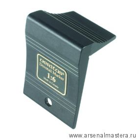 Угольник 1:6 Veritas Dovetail Saddle Marker 05n6104 для мягкой древесины