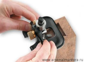 Рубанок-грунтубель Veritas Medium Router Plane Новинка 2015 года!