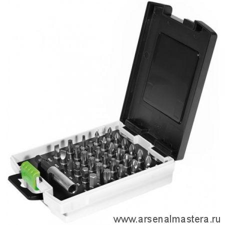 Биты, комплект FESTOOL универсальный в кассете из 30 шт. с битодержателем BIT/BH-SORT/31x 769138