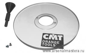 CMT300-SB1 База для крепления копировальных колец к фрезеру СМТ7Е (S 8-12мм)