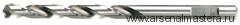 Спиральное сверло FESTOOL  комплект 5 шт.  HSS D 10,0/75 M/5X