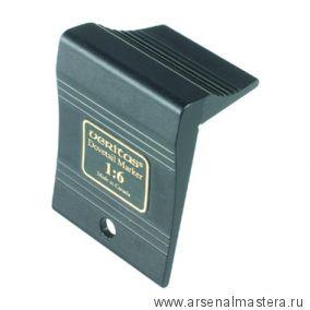 Угольник 1:6 Veritas Dovetail Saddle Marker 05n6104 для мягкой древесины 05N61.04 М00003445