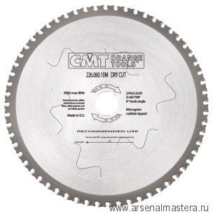 CMT 226.060.10M Пила (диск) по стали