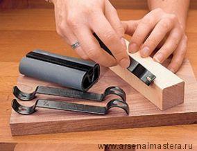 Комплект из 2х стружков Veritas Cornering Tool Kit 05K50.30 для работы с фасками