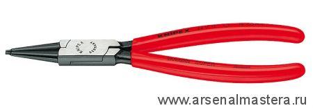 Щипцы (клещи) для стопорных колец (внутренних) 180 мм, KNIPEX 44 11 J2
