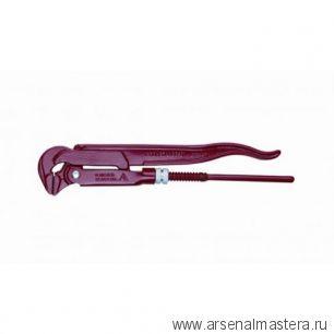Ключ трубный, 90 град, 1 дюйм RENNSTEIG