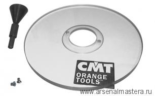 CMT300-SB2 База для крепления копировальных колец к фрезеру СМТ7Е (S6,35-12,7мм)